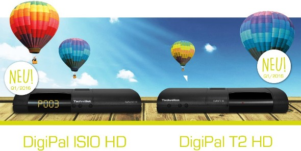 DigiPal T2 HD
